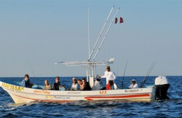 An ecotour or a fishing trip? It's your choice in the waters off Puerto Escondido.