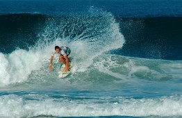 surf en Puerto Escondido