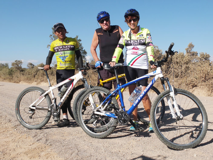 mountain bike oaxaca